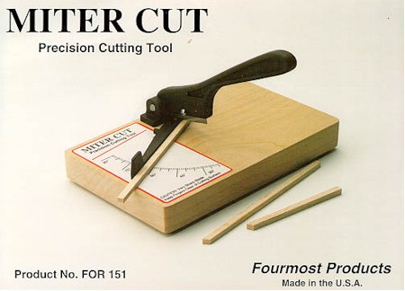 Miter Cut Precision Cutting Tool #151