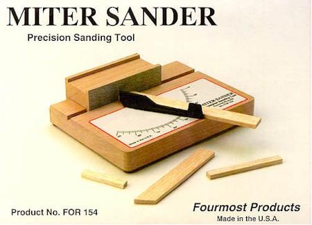 Miter Sander Precision Sanding Tool #154