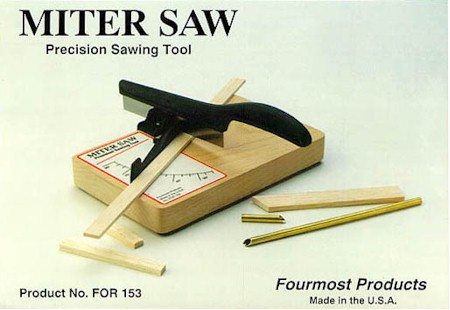 MIter Saw Precision Sawing Tool #153